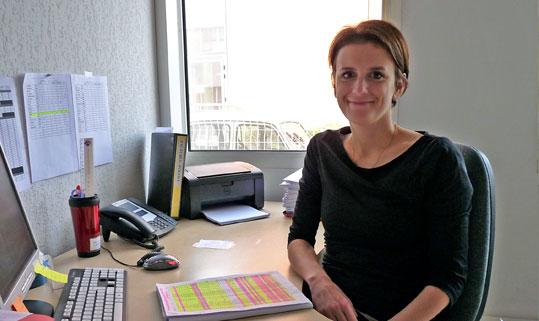 Caroline PERIE | Assistante comptable